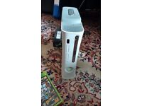 Xbox 360 (60GB) with headset and GTA V