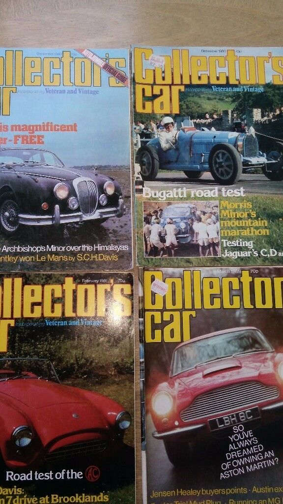 Classic car magazines   in Marton-in-Cleveland, North Yorkshire ...