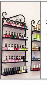 Nail polish rack