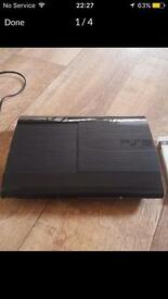 PS3 on very good condition