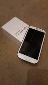 Samsung S3 Lite in White