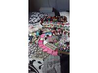 Nail polish and accessories