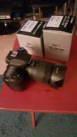 Canon 80D SLR (Body Only)