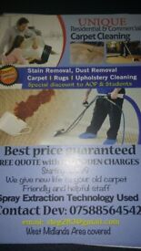 End of tenancy cleaning and Carpet cleaning services