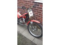 Trials bike 270