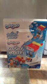 Slushy maker from cool cooks