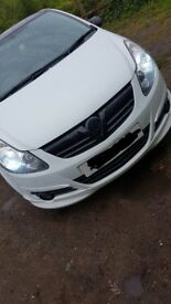 Vauxhall corsa 1.2 limited edition ( cat d )
