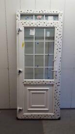 White pvcu door 3