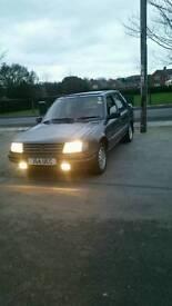 Peugeot 309 grd turbo