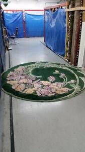 Large 10 feet Round Area Rug
