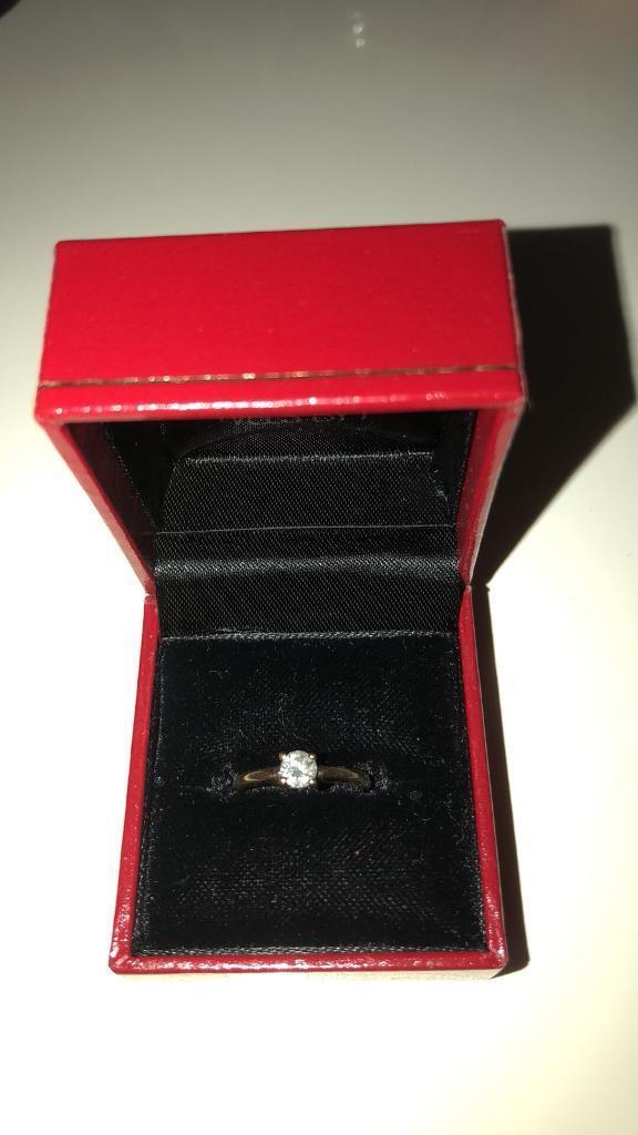 .25 Diamond Ring