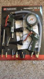 Pneumatic tool set PDDS B2