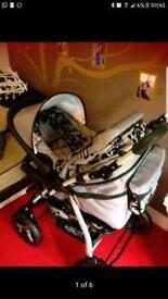 Pram/car seat / carry cot