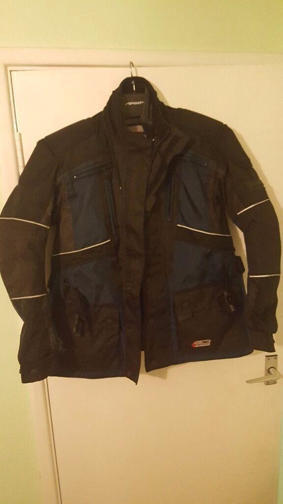 Frank Thomas biker jaket