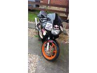 For sale honda cbr 600 f3