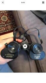 Mark scheffel 20x50 binoculars