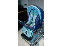 Silver Cross Vintage style pram. Beautiful pram excellent condition