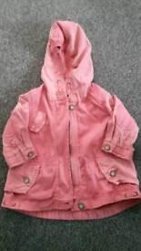 Next light weight jacket