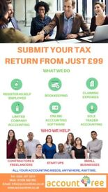 TAX RETURN/TAX REFUND, Free consultation - experienced, reliable & qualified chartered accountant