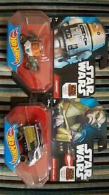 HOTWHEELS Star Wars x 2