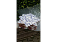 Wall tiles - as new condition