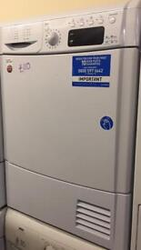 £110 8 KG LCD INDESIT CONDENSER DRYER IN GREAT CONDITION