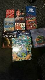 Kids knowledge books