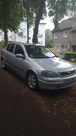 Vauxhall Astra 1.4 i 16v Enjoy 5dr 81,000miles