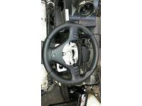 BREAKING BMW 3 SERIES E90 320D M SPORT 2009 DIESEL AUTO BLACK SALOON 58K