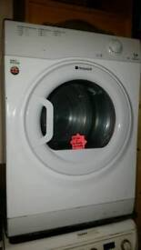 Hotpoint Vented Dryer & 6 month Warranty