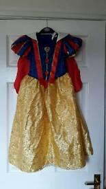 Snow White Costume 5-6