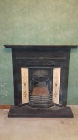 Fireplace and radiators for sale very good condition