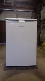 Beko under-counter larder fridge