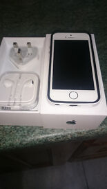 iphone 5s white 16 GB O2 Network exellent condition