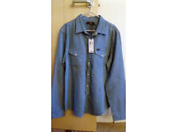 Lee denim shirt. Brand new (medium).