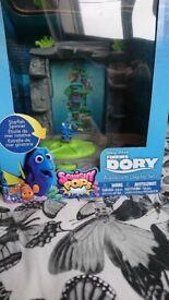 Finding dory aquarium play set