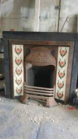 Fireplace/ fire surround