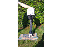 2014 4hp 4 Stroke Outboard Motor - as new condition