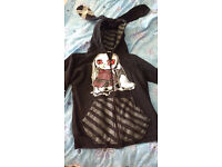 Luv Bunny's hoodie, size M