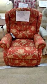 Grande Sized Celebrity Woburn Riser Recliner Chair, Delivery Available