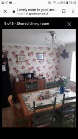 Double room in oulton broad