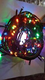 120 Coloured LED Multi-Function Light