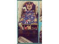 Paw patrol bedroom furniture