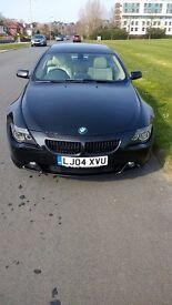 BMW 645 4.5 V8