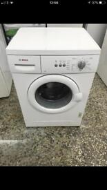 Bosch maxx washing machine full working very nice 4 month warranty free delivery