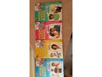 4 High School Musical books- HSM