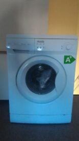Free washing machine.
