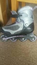 Kids inline skates / roller blades size 12-2