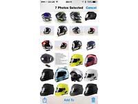 Old stock Bluetooth helmets from £89.99 at kickstart