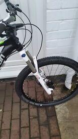 Boardman mountain bike 19 inch frame